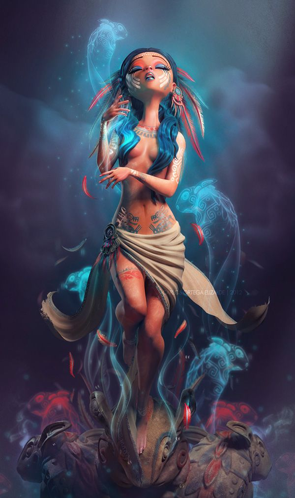 Carlos Ortega Elizalde on Behance