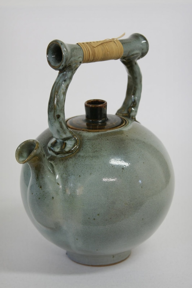 best  modern teapots ideas on pinterest  teapot midcentury  - erik krouthén pottery tea pot  very nice design  handle