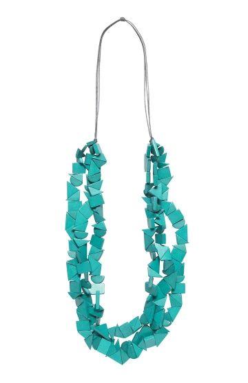 Cluster Shapes Necklace   Shop   Elk