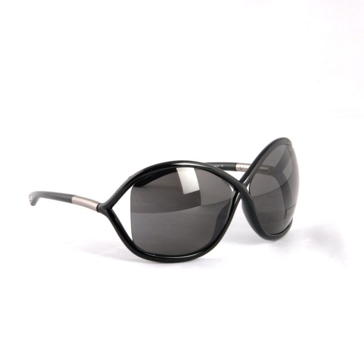 TOM FORD -Whitney FT009 199 BLACK Sunglasses