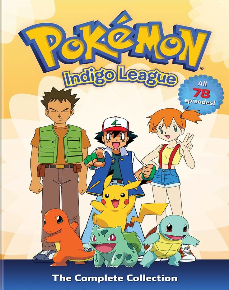 12 Best Images About Pokemon Dvds On Pinterest Indigo