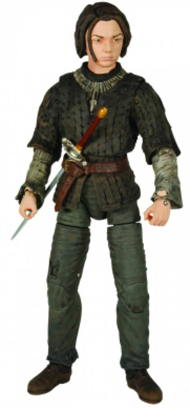 #transformer game of thrones - 5'' legacy collection series 02 - arya stark