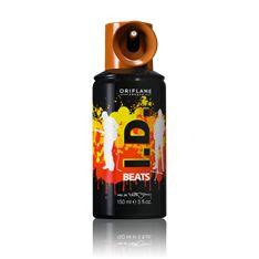 I.D. Beats EDT Spray