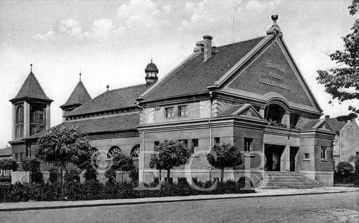 Husův sbor: foto kolem 1935; sbírka D. Kováře.