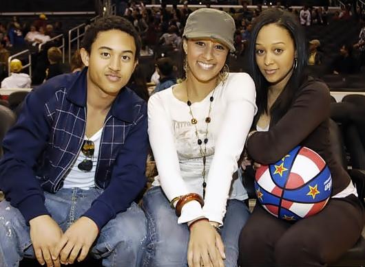 Tahj, Tia & Tamera Mowry