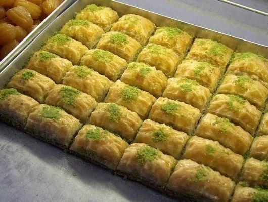 Пахлава – традиционные греческие сладости с турецкими корнями   Кулинарные Рецепты