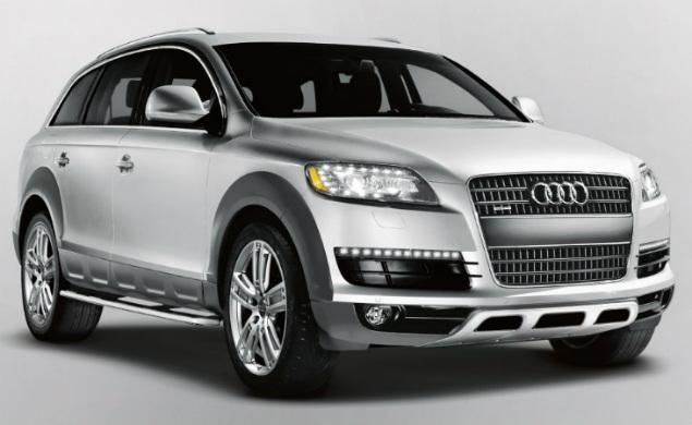 2015 Audi Q7 Release Date and Changes