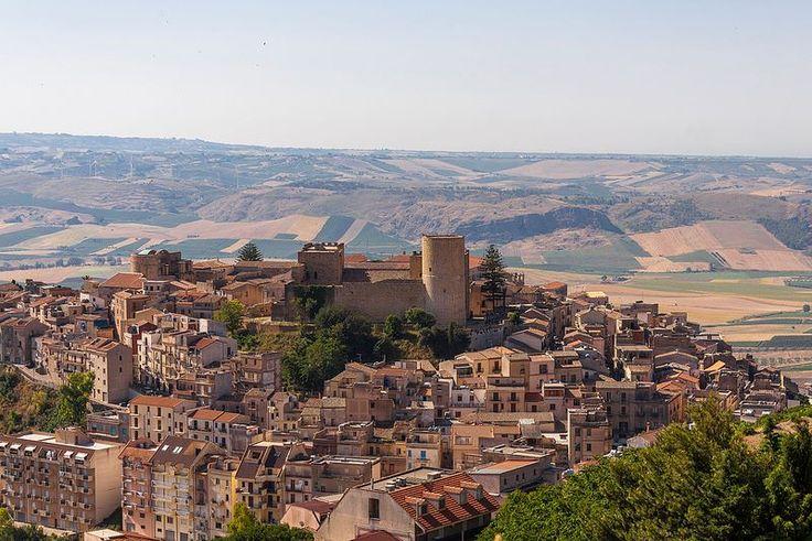 Salemi and Castello di Salemi, Sicily