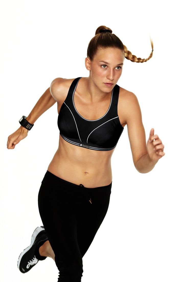 The Ultimate Run Bra has been designed specifically for running & very high impact sports. The award winning design will stop the bounce in your workout & keep you lifted & separated. Available in sizes 30A - 40F at www.bodiccea.com.au
