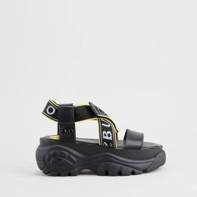 Buffalo London new Platform sandal so
