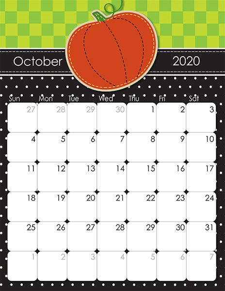 2021 Whimsical Printable Calendars for Moms - iMom ...