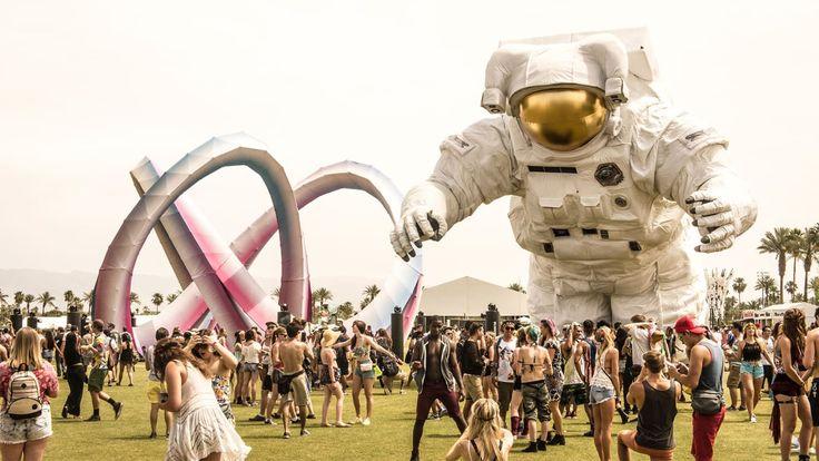 This Year's Coachella Lineup, According To A Neural Net