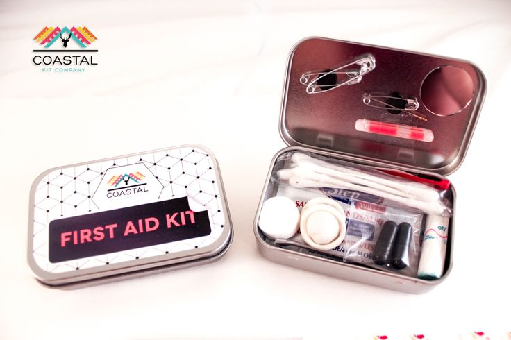 This 41 piece Mini First Aid Kit is awesome and so perfect for everyday use! It can be kept in your purse, clutch, backpack or bag, as well as your car, glove box, workout bag, desk or anywhere you might need it. It also makes a great gift for friends, family members, parents, kids, students or just about anyone. It contains enough first aid supplies to treat minor cuts, scrapes, wounds, burns or insect bites.