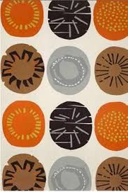 lucienne day bark cloth - Google Search