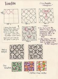 zentangle patterns tutorialZentangle Patterns Tutorial
