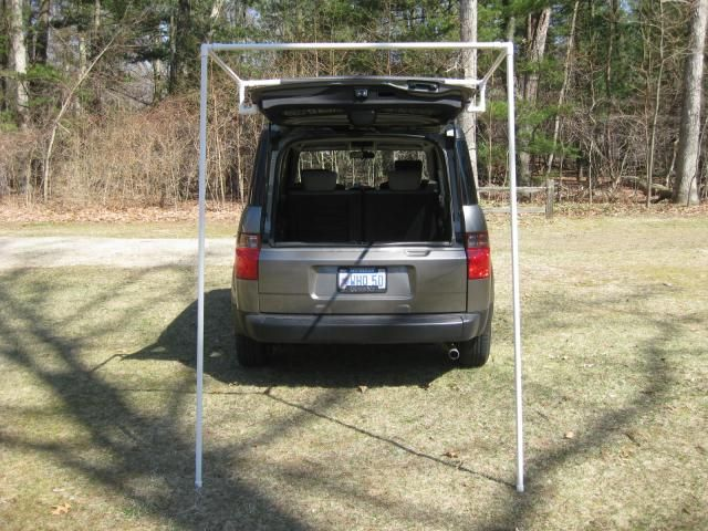 Cabana Poor Man S Diy Honda Element Owners Club Forum