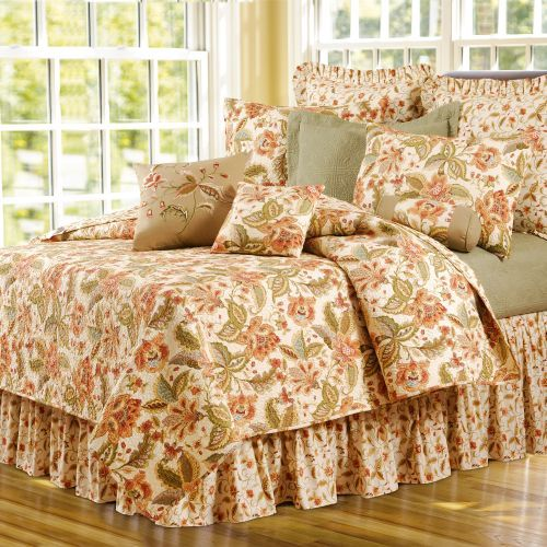 botanical bed comforter | Home > Bedding By Color > Peach Bedding