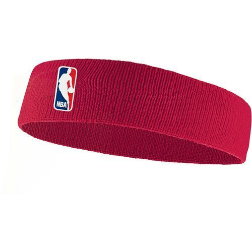 Nike Men's NBA Basketball Headband Red - Basketball Accessories at Academy Sports