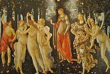 Printemps de Boticelli