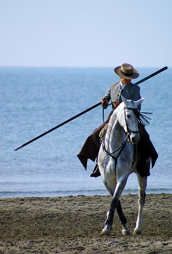 I want to steampunk similar........Juli - Saintes Maries de la Mer -- ok, not charro, but que suave picador