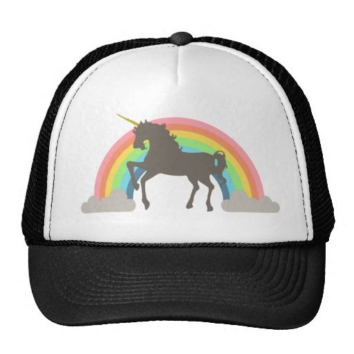 Unicorn Power Hat
