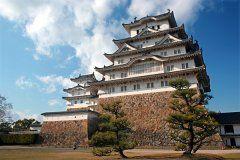 Die Burg des weißen Reihers,  Himeji