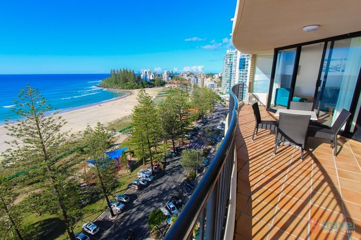 Mantra Coolangatta Beach - one of our 15 recommended places to stay on the Gold Coast, Australia
