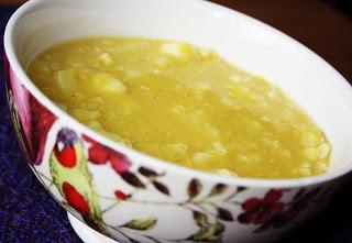 Mitt Gröna Kök: Potatis-, lins- och blomkålssoppa
