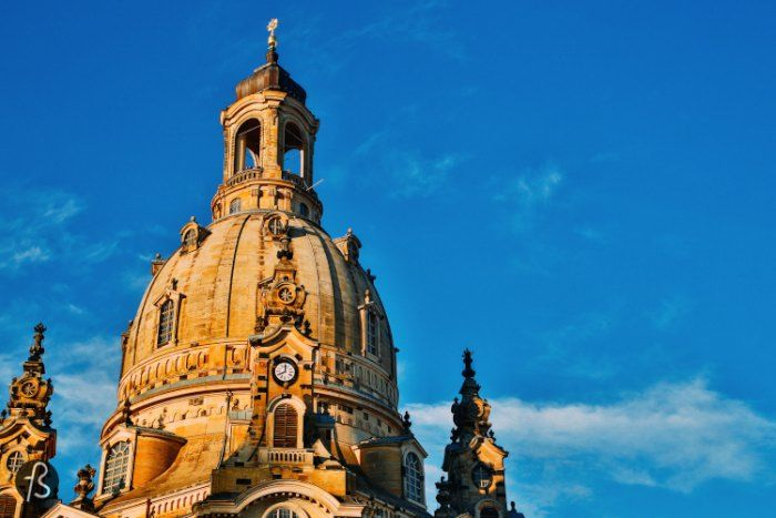 Visiting the Frauenkirche and ascending all the way to the top to see the city in all its glory. If you are visiting Dresden, you should do this.