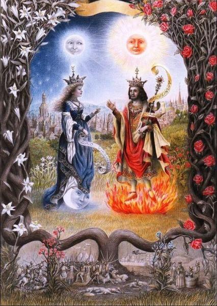 ¿Qué es la materia y qué el espíritu? A continuación las posturas de un alquimista y un astrólogo sobre estas interrogantes, y más