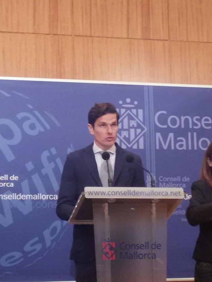 Carlos Forteza Garau, nuevo gerente del Teatre Principal de Palma