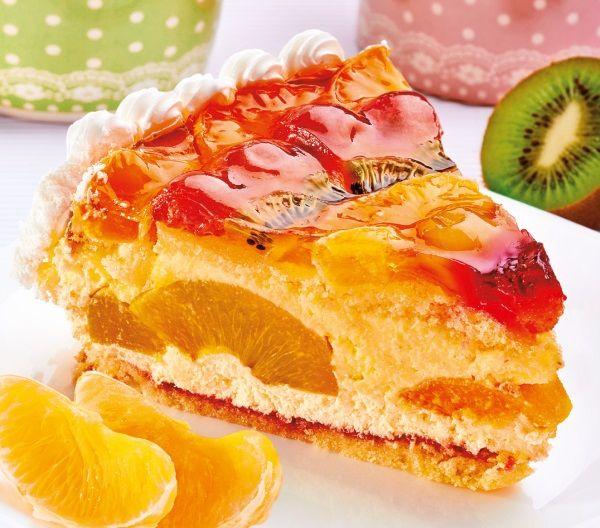 Tort cu smântână şi portocale | Retete culinare - Romanesti si din Bucataria internationala