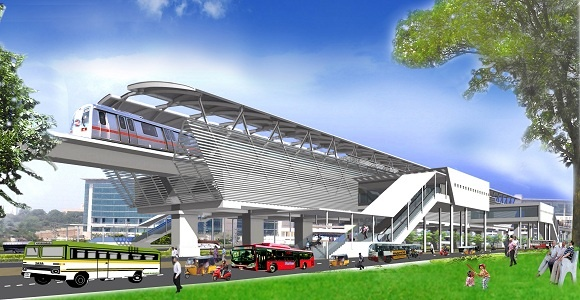 Up Coming Hyderabad Metro Rail Stations