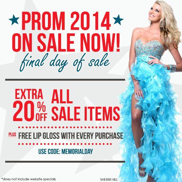 Prom Dress On Sale