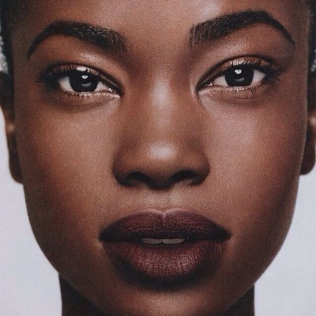 25+ best ideas about Lipstick dark skin on Pinterest | Dark skin ...