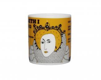 Elizabeth I mug