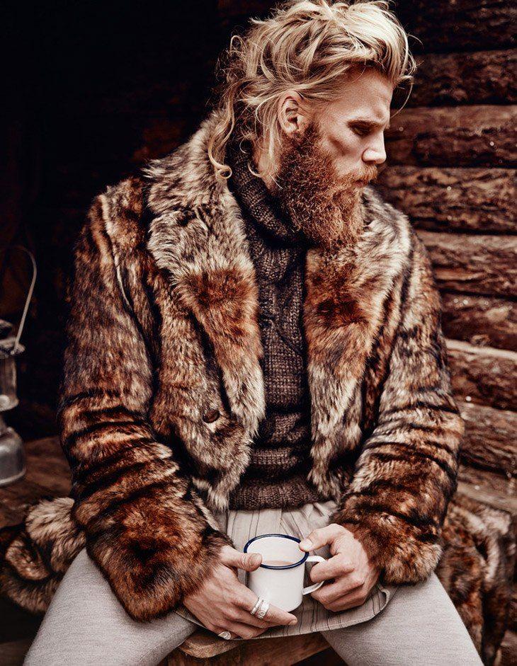 Some part of me wants a fur coat