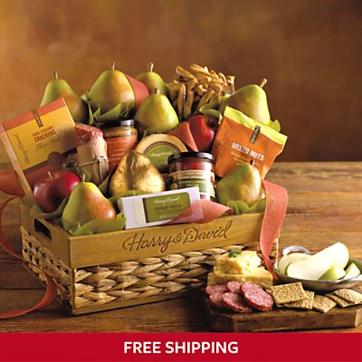 22 best black friday and cyber monday images on pinterest food order the grand signature gift basket from harry david for more than 80 years weve delivered expertly crafted delight negle Image collections