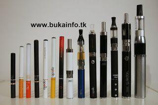 BUKA INFO: Bahaya Rokok Elektrik Dan Rokok Tembakau?