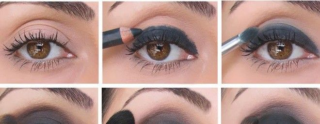 Down below you will find a tutorial for dark and intense makeup design. If you are brave enough to t...