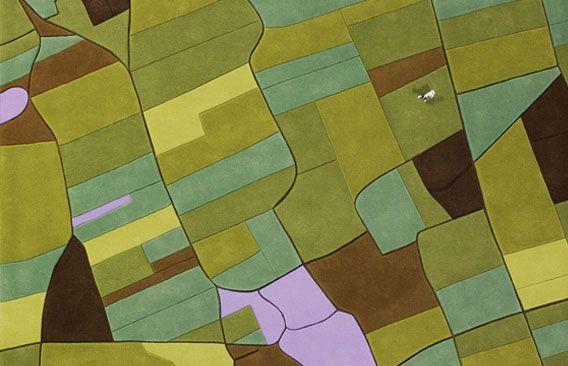 Прошитые вручную из новозеландской шерсти ландшафтные ковры удостоились награды от ELLE DECO за лучший дизайн напольных покрытий в 2009 году. С тех пор Флориан увеличил коллекцию ковров до 88 уникальных дизайнов, каждый из которых может стать самым главным арт-объектом в интерьере любого фаната путешествий.