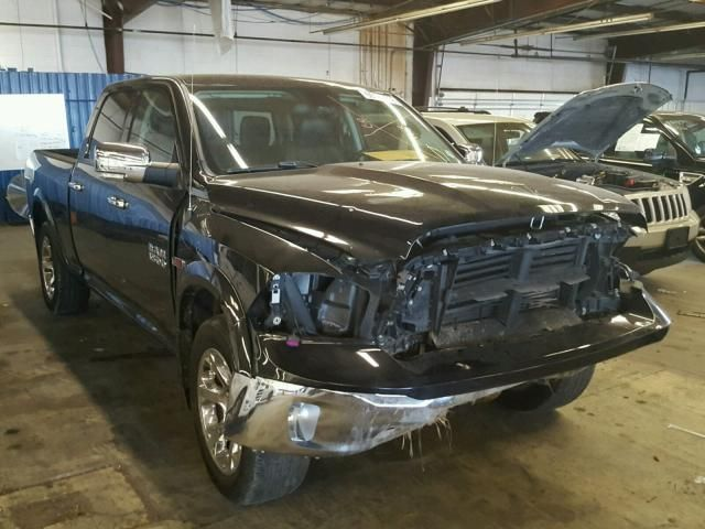 Salvage 2016 Ram 1500 Laramie #pickuptruck #x #truck