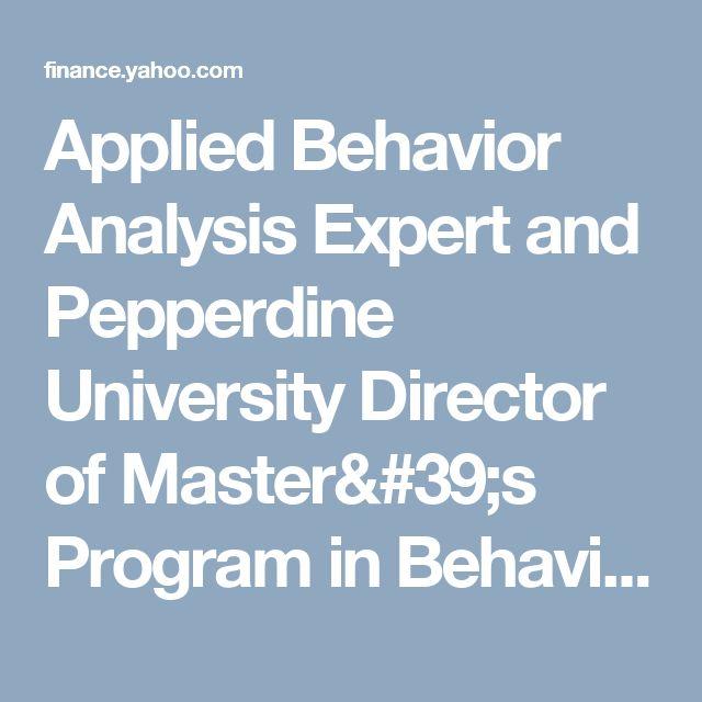 Applied Behavior Analysis Expert and Pepperdine University Director of Master's Program in Behavioral Psychology, Dr. Adel Najdowski, PhD, BCBA-D, Writes New Book on Practical Interventions for Teaching Executive Functioning Skills