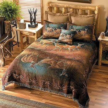 Whitetail Deer Bedding Sets Dream House Pinterest