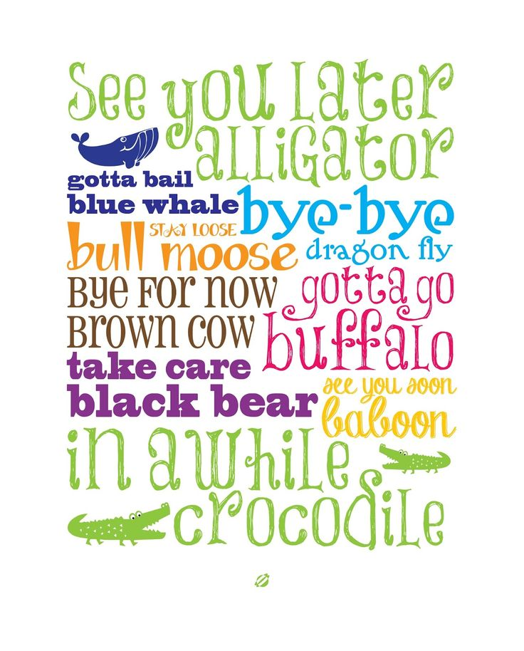 This site has tons of free printables... I love this one for the kids room! (LostBumblebee 2013)