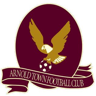 Arnold Town FC of England crest.