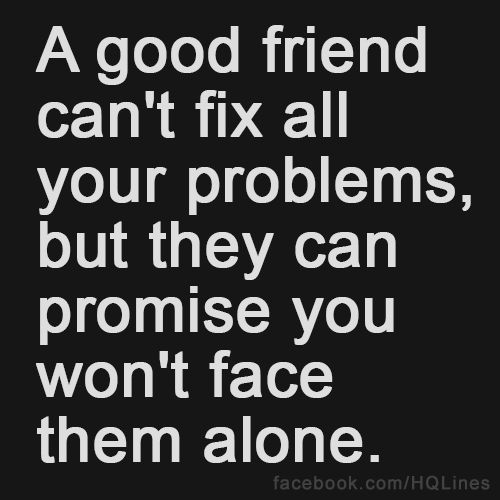 I am so blessed to have such amazing friends. Over the years, I've had some pretty nasty people in my life. Having the people I do now, has taught me a lot about who I am and what I want.