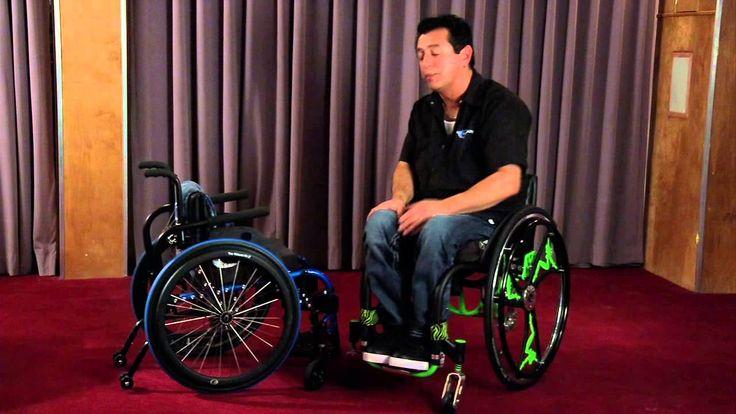 Manual Wheelchair Series - Pediatric Wheelchairs - YouTube