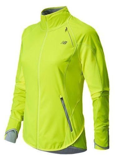 New Balance Windblocker Fleece-Lined Running Jacket - Women's