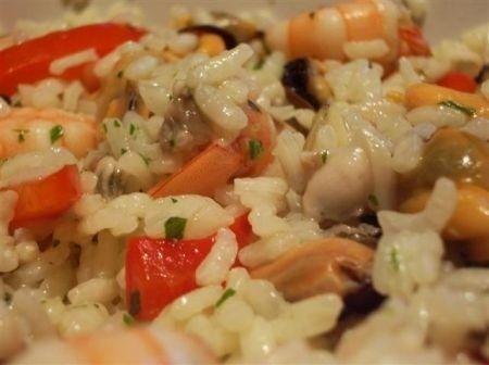 Insalata di riso di mare, primo piatto estivo